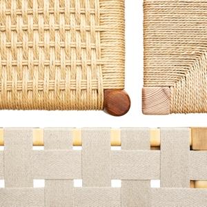 flätning och snörning av möbler